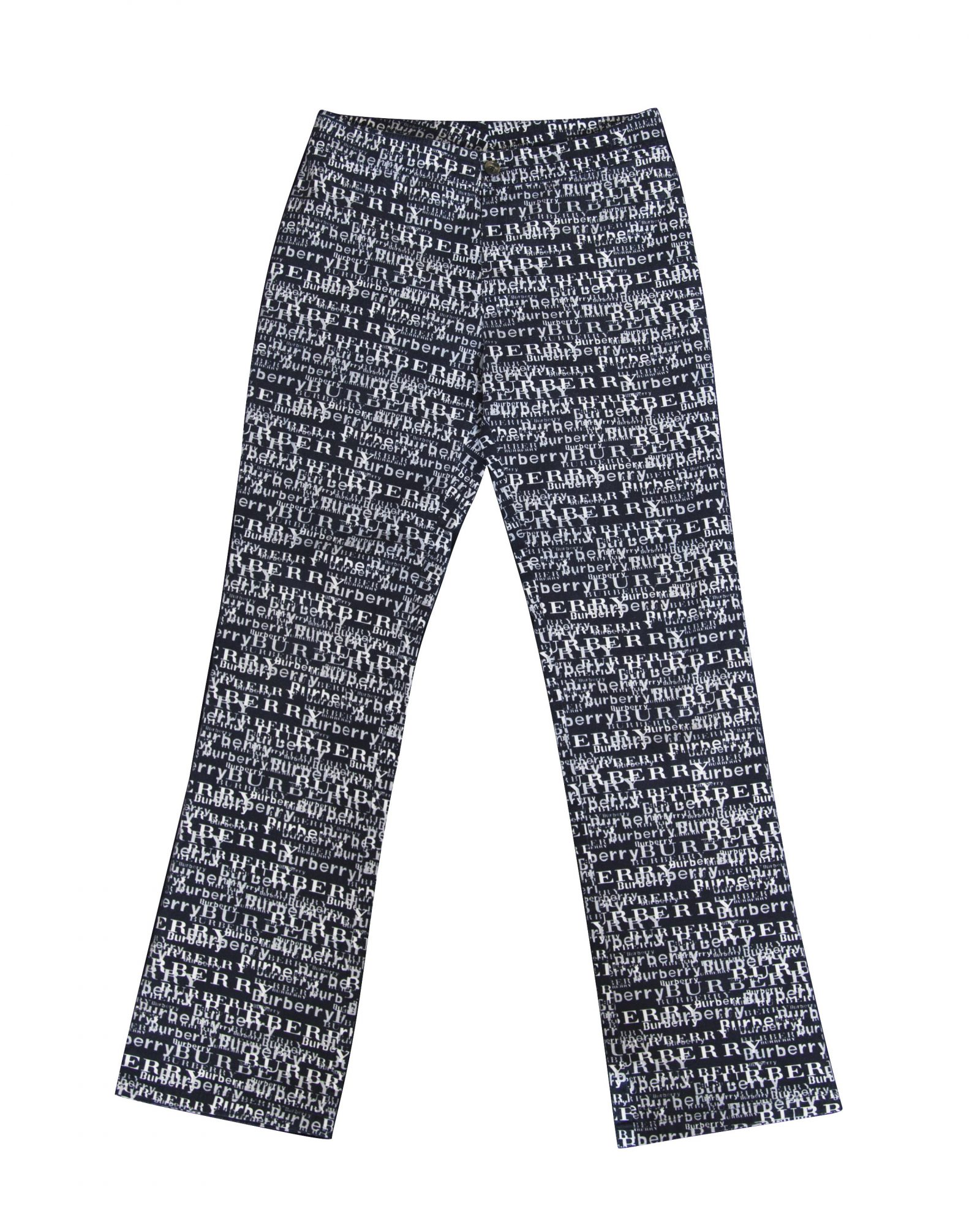 BURBERRY MONOGRAM PANTS PRODUCT PHOTO BY HOTMESS